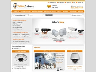WebCamProShop /