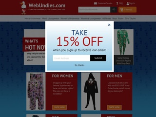 WebUndies.com