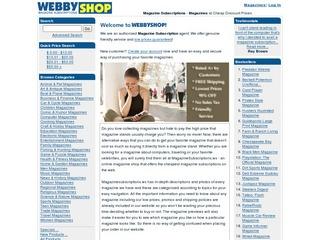 Webby Shop / Ma