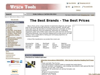 Wesco Tools