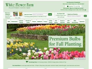 White flower farmwhiteflowerfarm consumer reviews at resellerratings mightylinksfo Images
