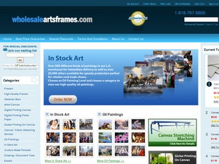 Wholesale Arts