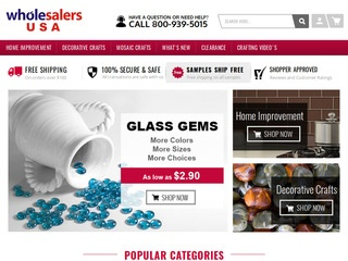 Wholesalers USA