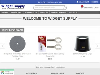 Widget Supply