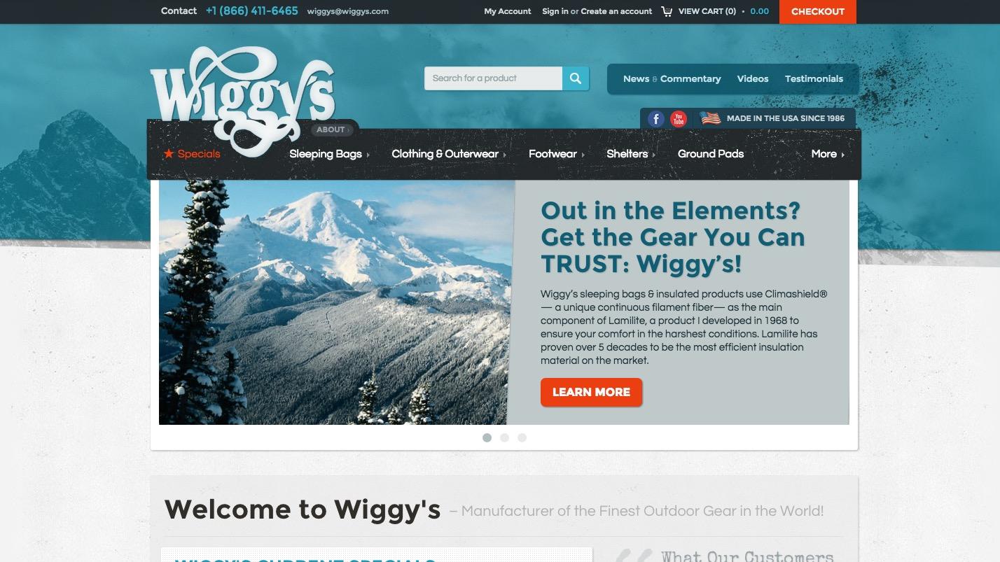 Wiggys Inc