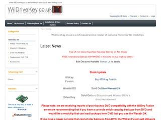 WiiDriveKey.co.