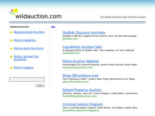 Wild Auction
