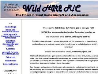 Wild Hare RC