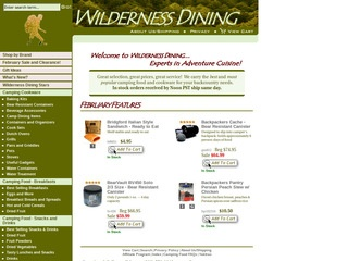 Wilderness Dini