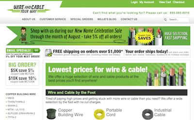 Wire And Cable Your Way Reviews | 1,124 Reviews of Https ...