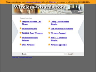 Wireless-Wizard