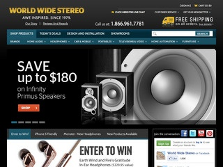 World Wide Stereo Reviews 160 Of Https Worldwidestereo Page 3 Reerratings
