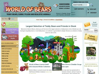 Worldofbears.co