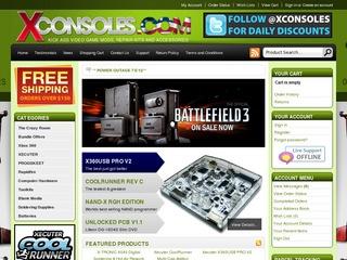 XConsoles