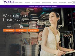 Yahoo! Small Bu