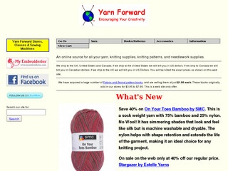 Yarn Forward