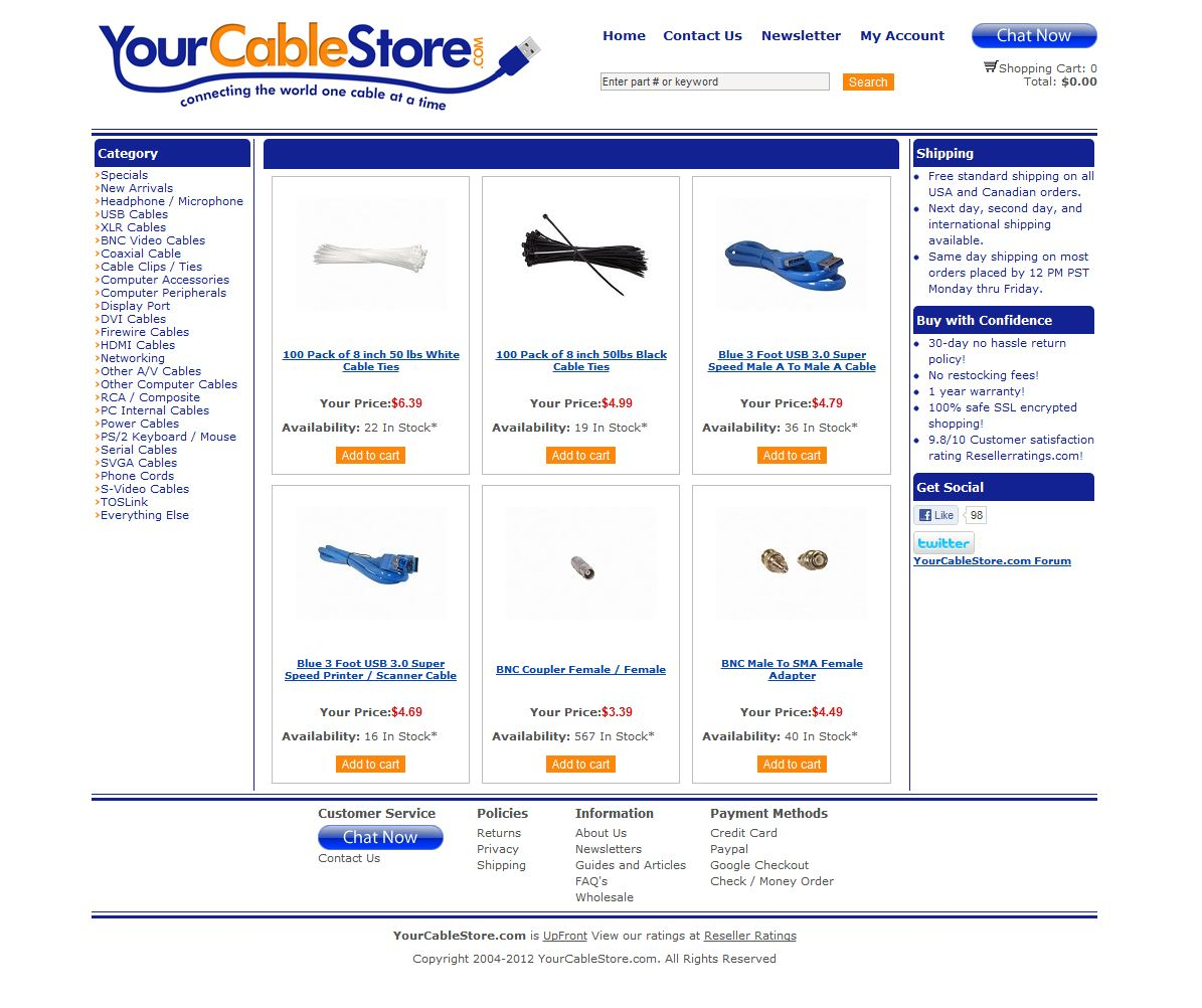 YourCableStore.