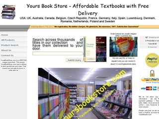 Yours Book Stor