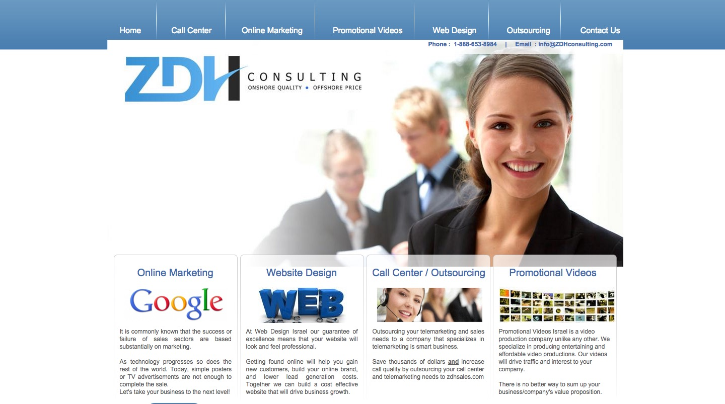 ZDH Consulting