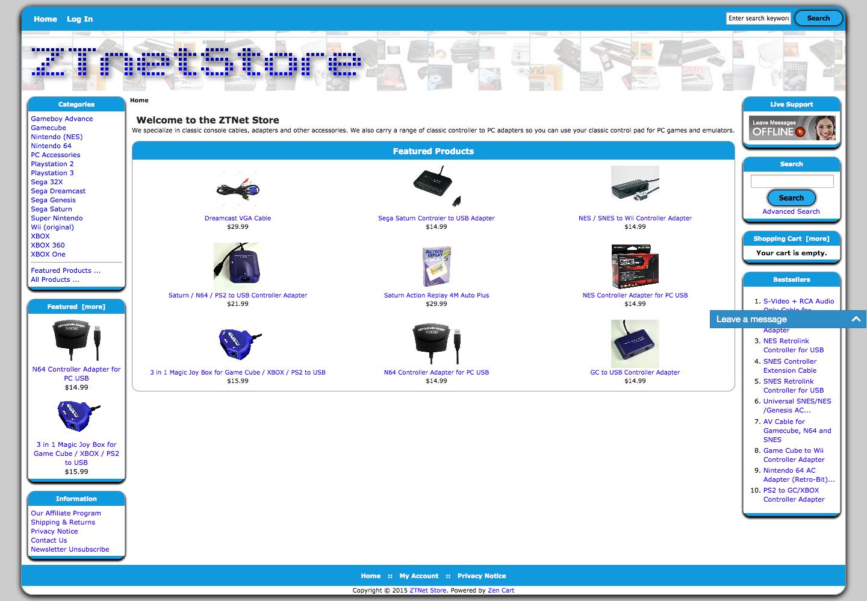 ZTNet Store
