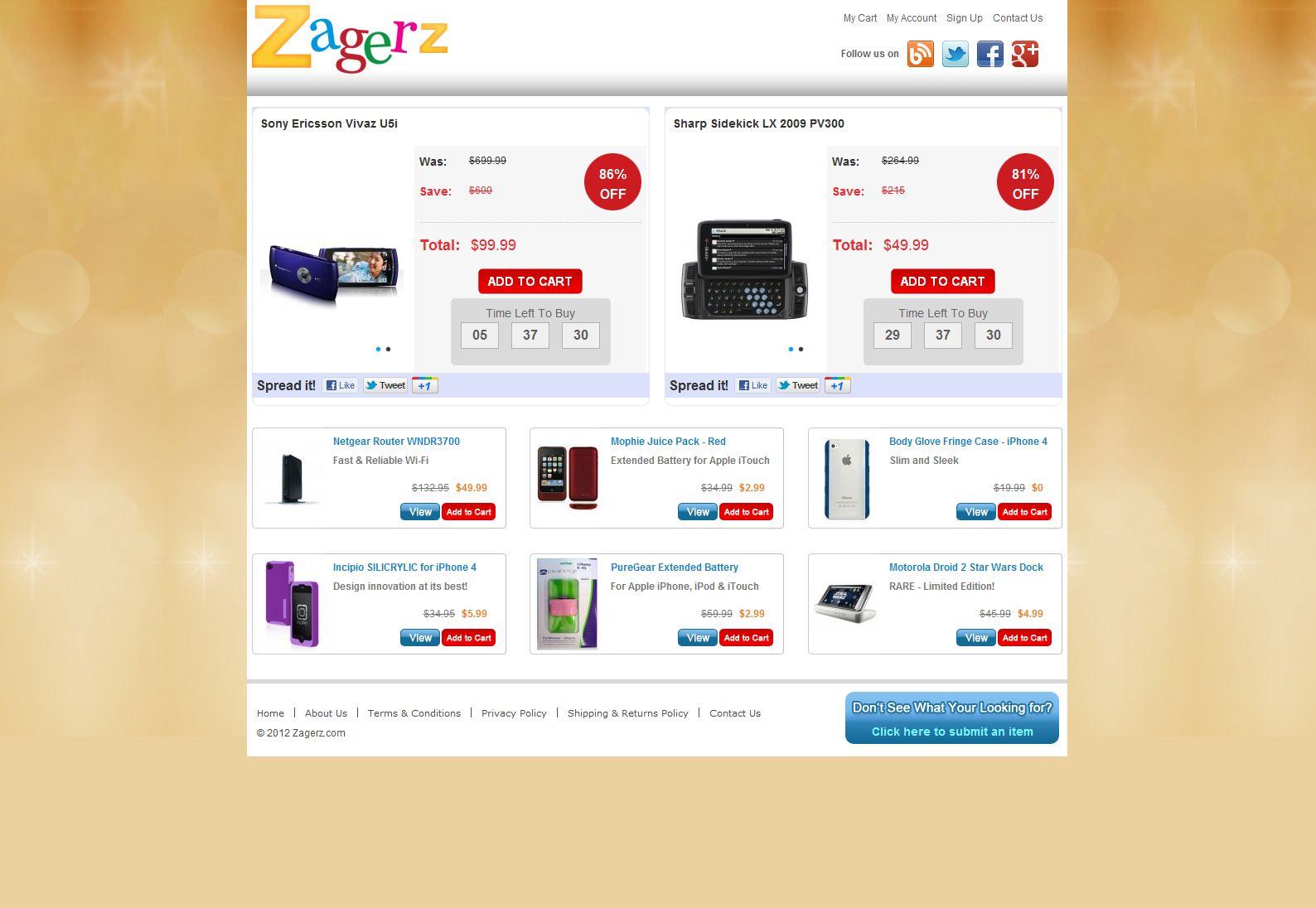 Zagerz.com