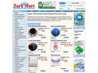 Zara Israel Jud