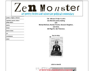 Zen Monster