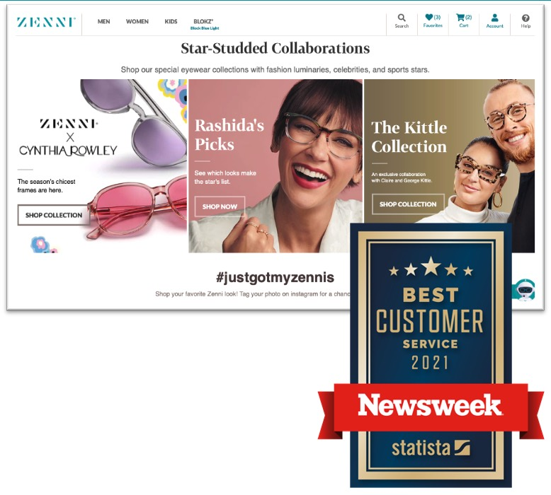 zenni optical rated 45 stars by 127079 consumers zenniopticalcom consumer reviews at resellerratings - Zenni Optical Frames