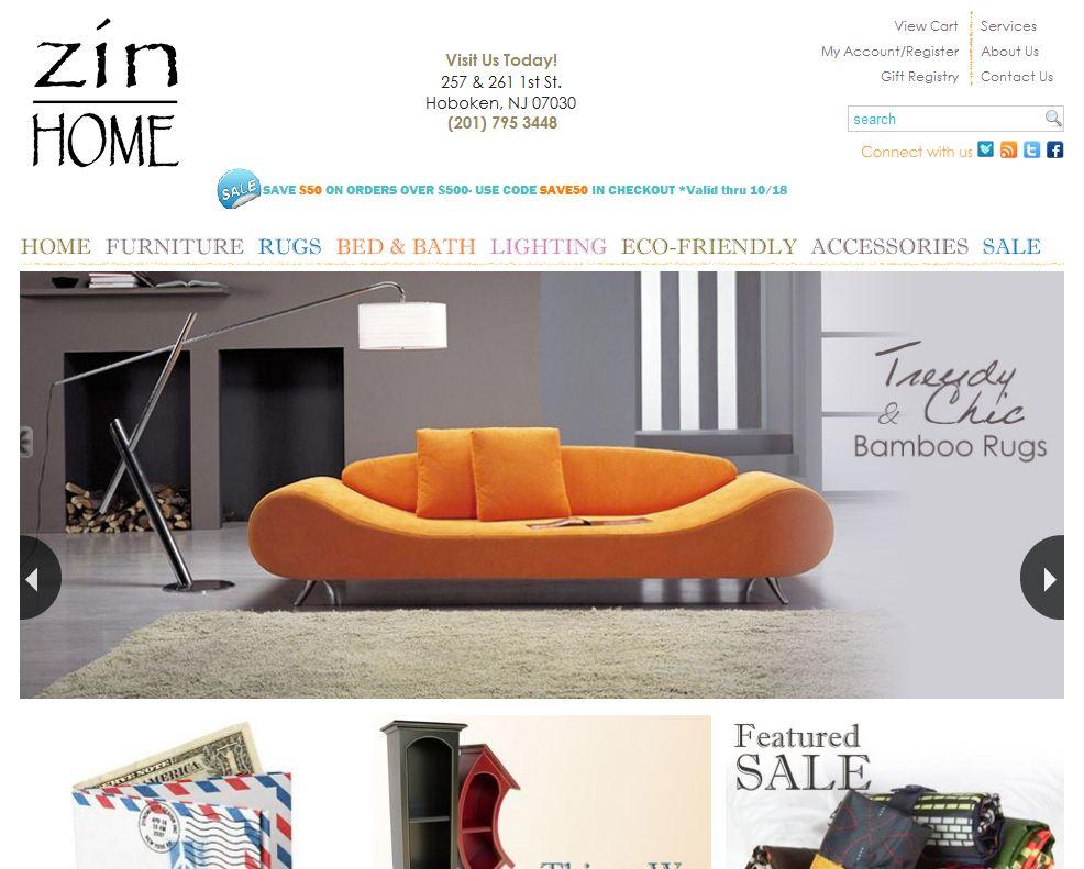 Zin Home Reviews 16 Reviews Of Zinhome Com Resellerratings