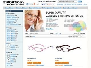 Zipoptical.com
