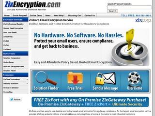 ZixEncryption.c