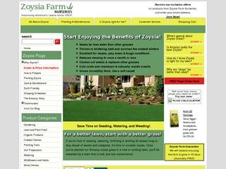 Zoysia Farms Nu