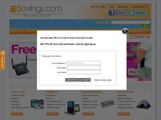 aSavings.com (F