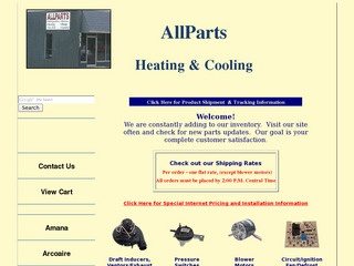 allpartsheating