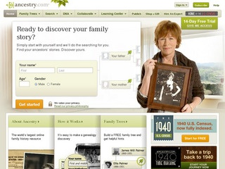 Ancestry.com In