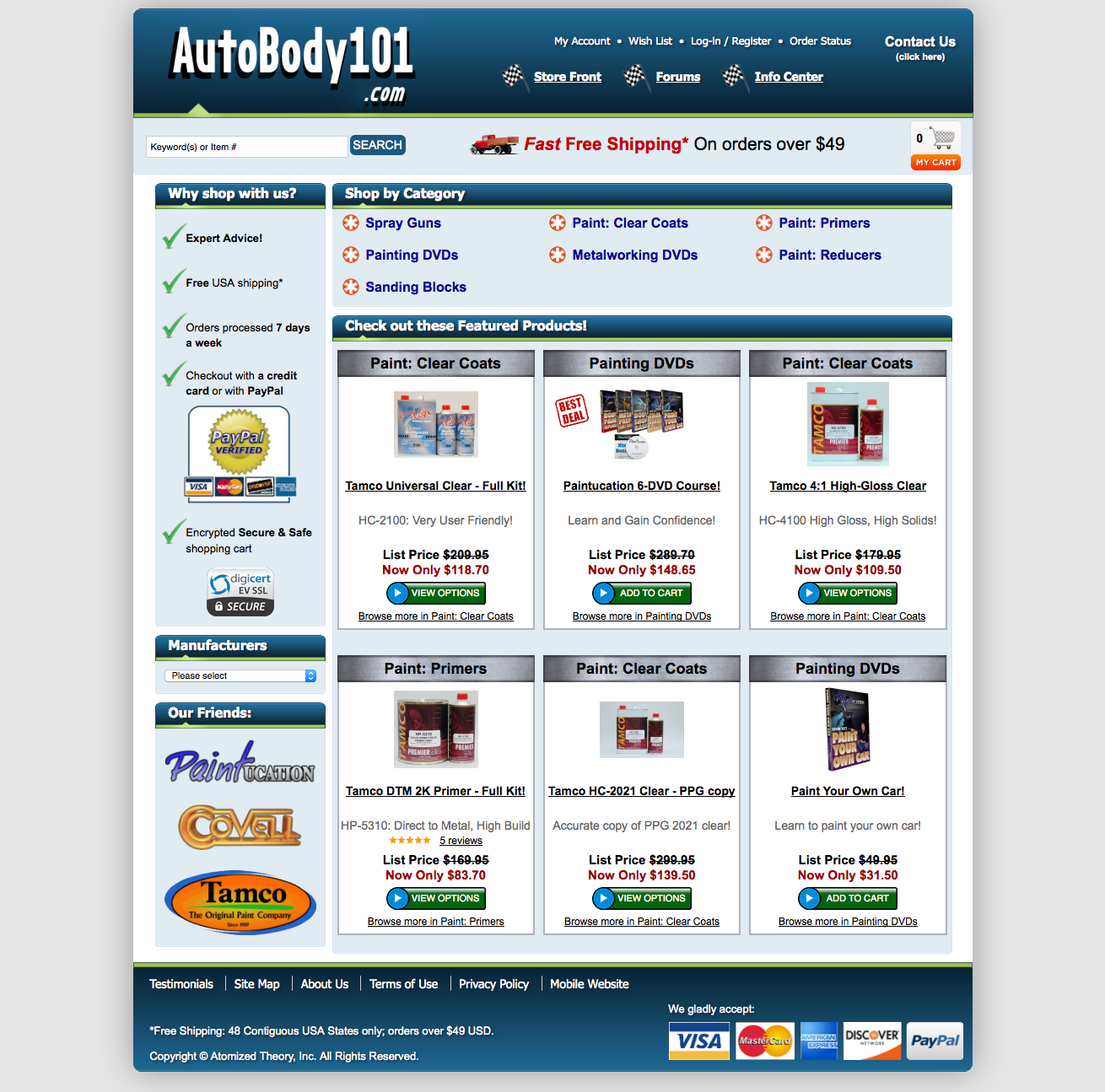 autobody101.com