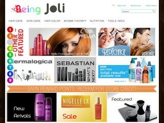 Being Joli