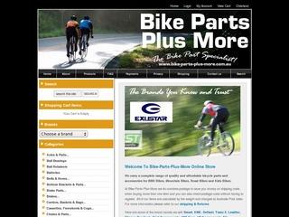 bike parts plus