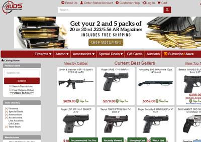 Bud's Gun Shop