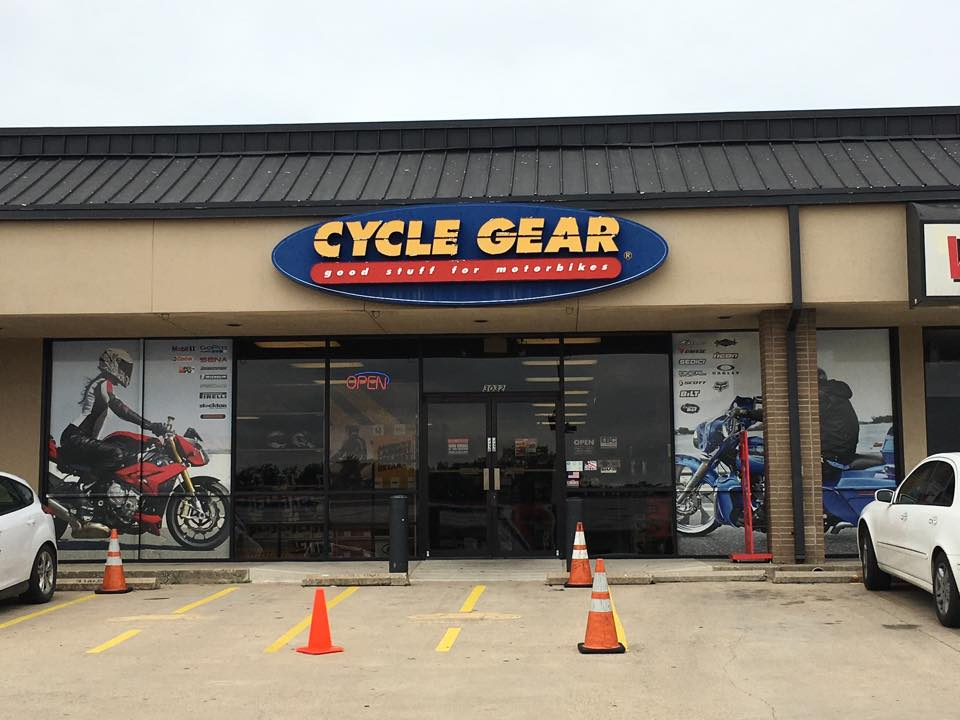 Cycle Gear, For