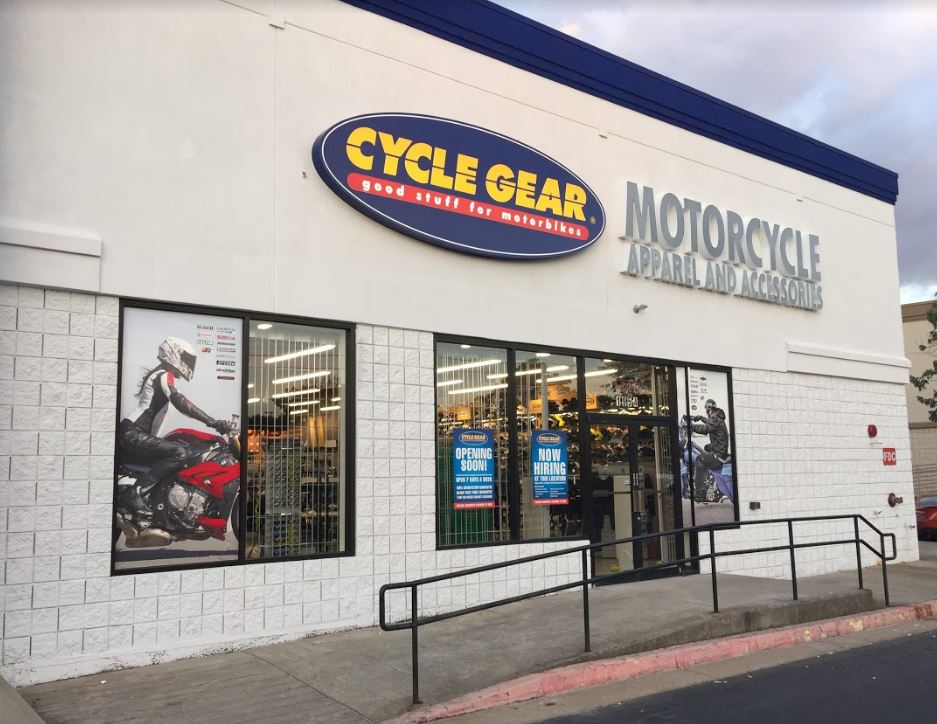 Cycle Gear, Mor