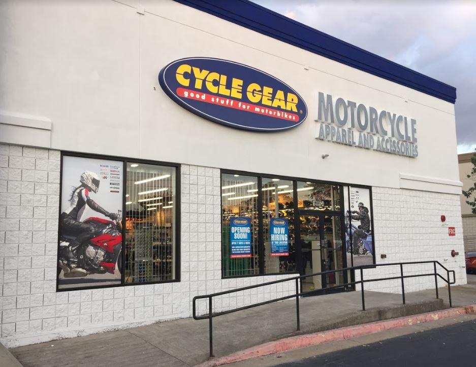 Cycle Gear, Mor