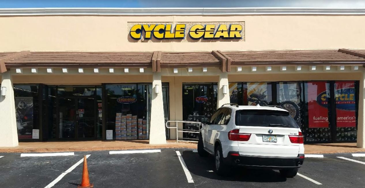 Cycle Gear, N.