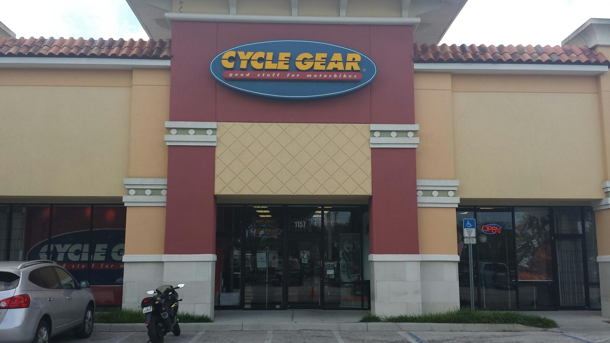 Cycle Gear, San