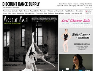 All About Dance Weekend Deal Alert. You can do what you want, BUT, click here if you are planning on any online or in-store weekend shopping at All About Dance and get every code, deal, and discount.