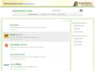 eBandStore.com
