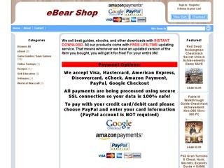 eBear Shop