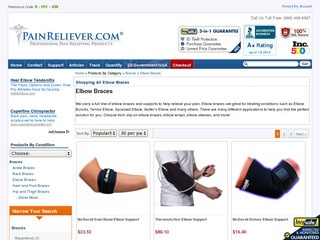 Elbow Braces St