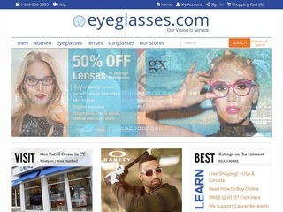 44290642214 eyeglasses.com Reviews