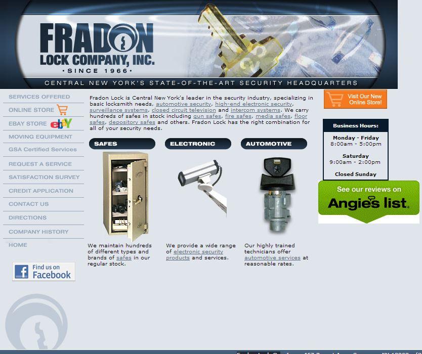 Fradon Lock Co
